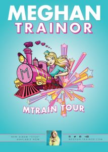 Tix- Meghan Trainor- Festival Pier in Philly- August 5- 2015- SECOND GIVEAWAY